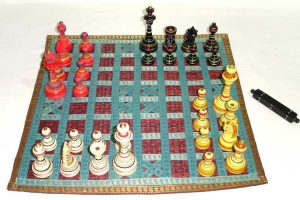 Chaturanga ajedrez