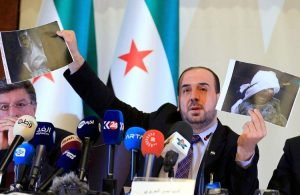 quién gobierna Siria