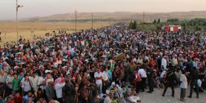 refugiados sirios causas