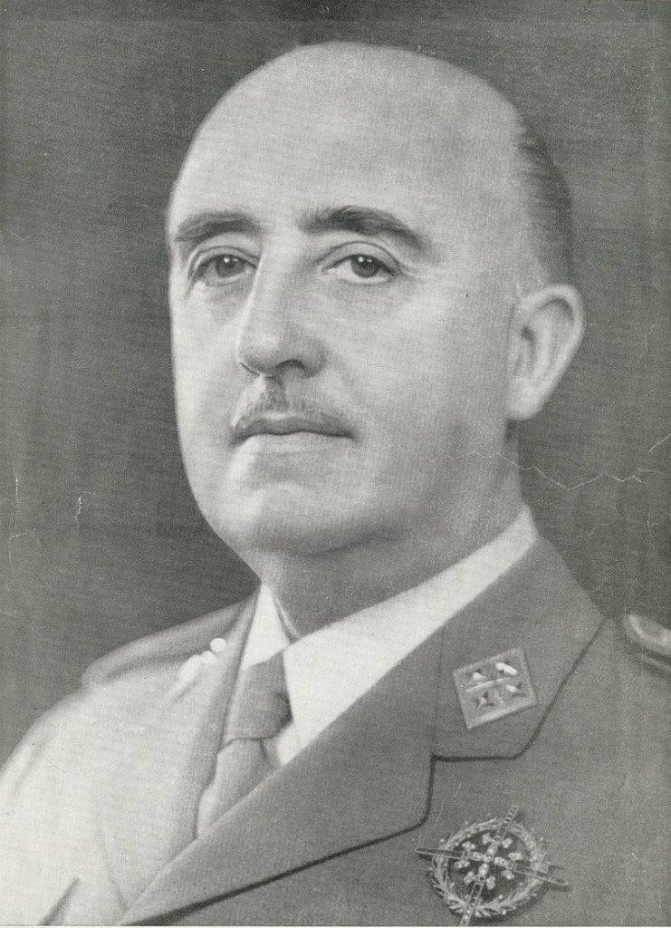 Franco benefició a Cataluña