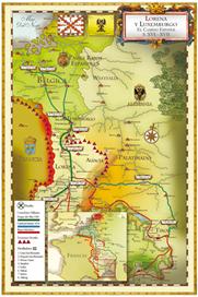 camino español Luxemburgo