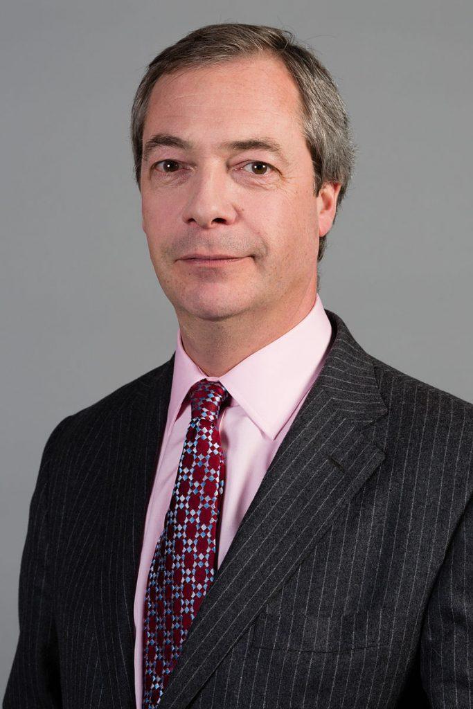 Nigel Farage brexit